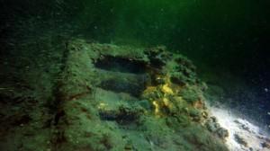 水底の落し物