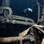 沈船の内部を探る014